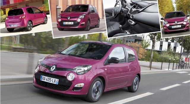 Renault Twingo : Irrésistiblement fantaisiste
