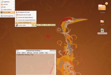 Découvrir ubuntu à la maison