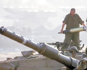 Nouvelle incursion Israélienne à Naplouse