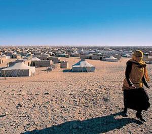 Les séparatistes installent, avec le soutien de l'armée algérienne, des camps à Tifariti et Mijik