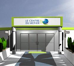 High-tech : un centre commercial virtuel
