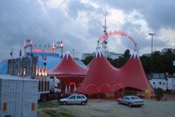 Le Cirque des Bellucci fait sensation