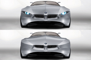 BMW GINA Light Visionary : Une hélice aux formes modulables