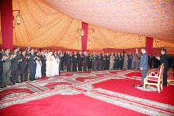 Sahara : La voie de la démocratie