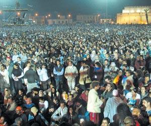 Polémique autour du Festival de Rabat