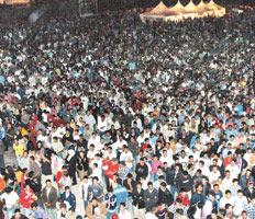 Timitar III : grand hommage à Haj Belaïd