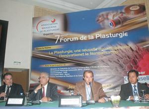 Événement : La plasturgie : États des lieux et perspectives