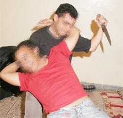 Il tue son ami à coups de couteau