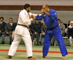 Casablanca capitale internationale du judo