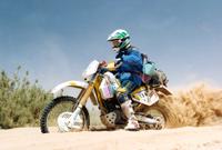 Deux rallyes motos à Laâyoune