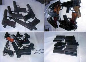 Un nouveau rebondissement dans l'affaire du réseau terroriste démantelé avec une saisie d'armes à Nador