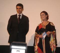 El Guerrouj sur scène au Festival de Tanger