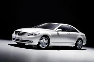 Automobile : Nouveau Mercedes CL : Un coupé consensuel