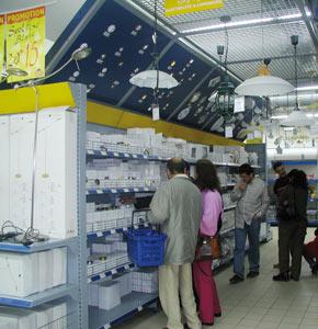 Les crédits réservés à l'équipement domestique chutent de 20,3% au 1er trimestre 2009