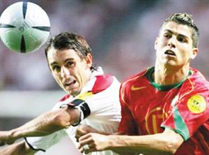 Angleterre-Portugal : le choc des contraires