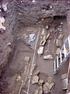 Découverte d'ossements humains à Larache