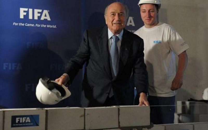 Un musée pour la FIFA en mars 2016