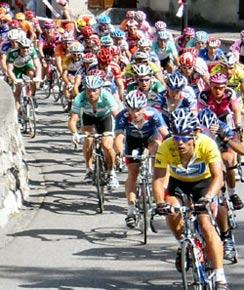 Tour de France : l'étape des Alpes