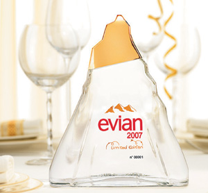 Entreprises : Fin d'année : du champagne ou de l'eau minérale… de luxe