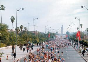 Le marathon de Marrakech réunira 7000 coureurs
