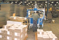 Industrie : Perspectives contrastées pour le papier et le carton