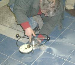 Traitement spécial pour la céramique
