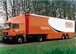 TNT Maroc lance le service à l'import