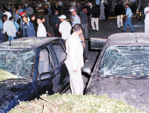 16 mai : l'islamisme redresse la tête
