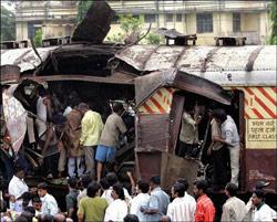 Bombay : carnage dans les trains
