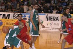 Basket-ball : deux matches au sommet