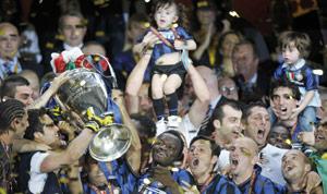 L'Inter Milan réussit le triplé