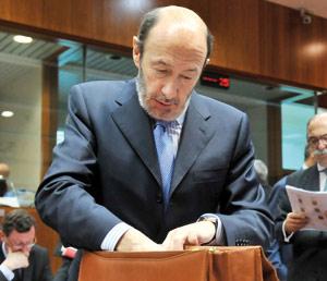 Maroc-Espagne : Rubalcaba récupère le dossier des relations bilatérales