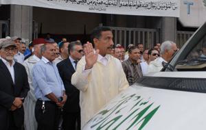 Décès de Mahjoub Benseddik : l'UMT rend un dernier hommage au fondateur du syndicalisme marocain