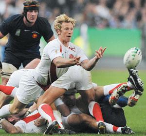 Rugby : France-Angleterre : Wilkinson brise le rêve du xv de France