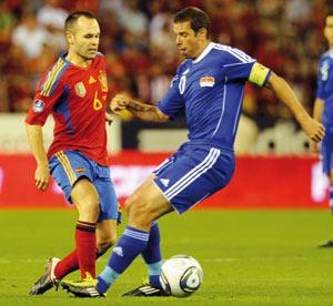 Euro 2012 : La Roja reprend des couleurs