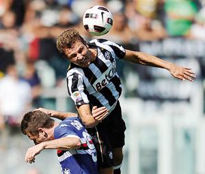 Championnat d'Italie : la Juventus cale, l'Inter décolle, Milan et Rome coulent