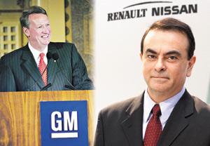 Automobile : GM-Renault-Nissan : Une alliance risquée