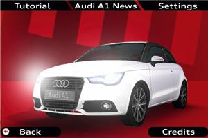 Audi A1 Beat Driver : à conduire sur iPhone