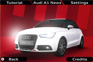 Audi A1 Beat Driver : à conduire sur iPhone