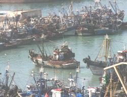 Rabat et l'UE signent un accord de pêche