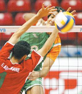 Volley-ball : le Maroc bat l'Algérie