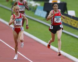 Jeux de la Francophonie : les marocaines bien en jambe
