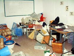 Casablanca : du rififi à l'université Hassan II