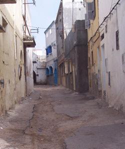 Azemmour, une ville sans vie