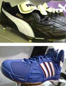 Adidas et Puma : Les frères ennemis