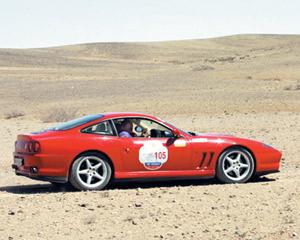 Rallye Classic 2007 : à la porte du désert