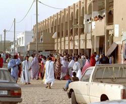 Ruée vers Nouakchott