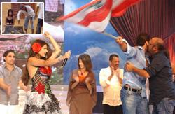 Une Marocaine dans la ferme-célébrités