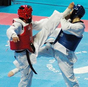 Taekwondo : les Lions de l'Atlas à Bangkok