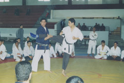 Ki-Chin Taï Jitsu : Bushido rafle la mise